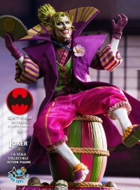STAR ACE SA0077 DC BATMAN NINJA 忍者蝙蝠俠 - THE JOKER 小丑(DX版)-04