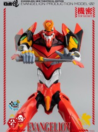 Threezero ROBO-DOU EVANGELION NEW THEATRICAL EDITION 新世紀福音戰士 新劇場版 – EVANGELION PRODUCTION MODEL-02 正規實用型貳號機-04