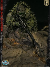 DAMTOYS 78078S ARMED FORCES OF THE RUSSIAN FEDERATION SNIPER 俄聯邦武裝部隊狙擊手(特別版)-02