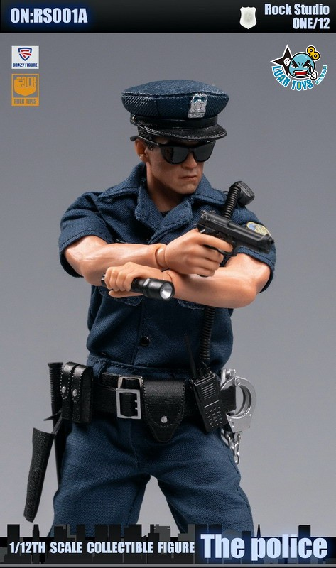ROCK TOYS RS001A THE POLICE 城市警察(A款)-03