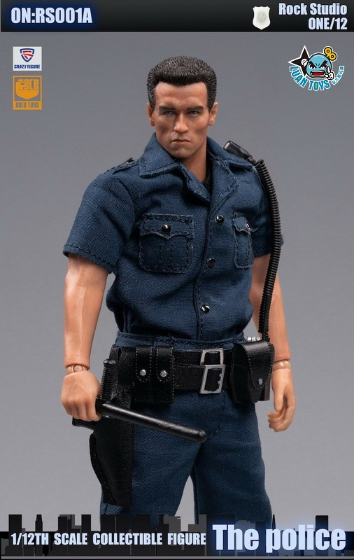 ROCK TOYS RS001A THE POLICE 城市警察(A款)-04