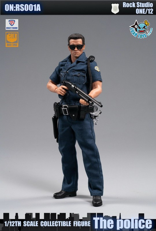 ROCK TOYS RS001A THE POLICE 城市警察(A款)-05