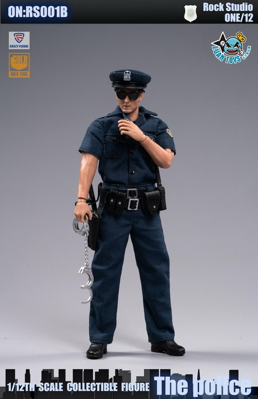 ROCK TOYS RS001B THE POLICE 城市警察(B款)-04