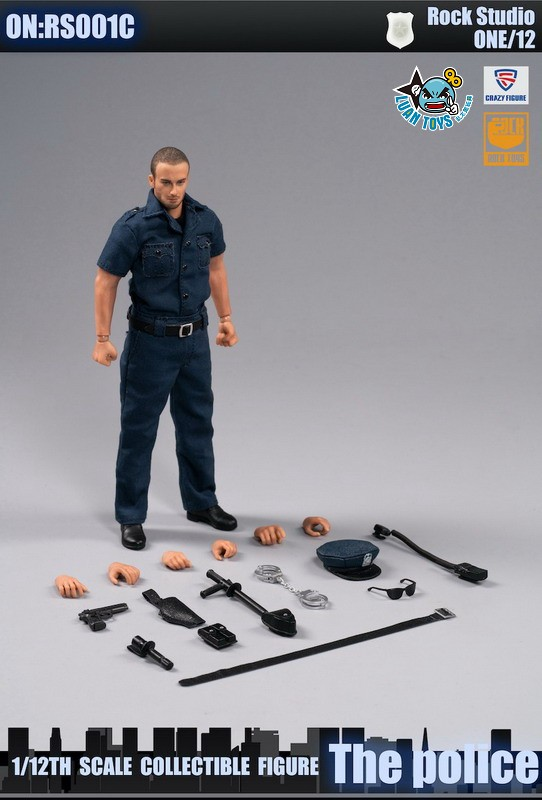 ROCK TOYS RS001C THE POLICE 城市警察(C款)-05