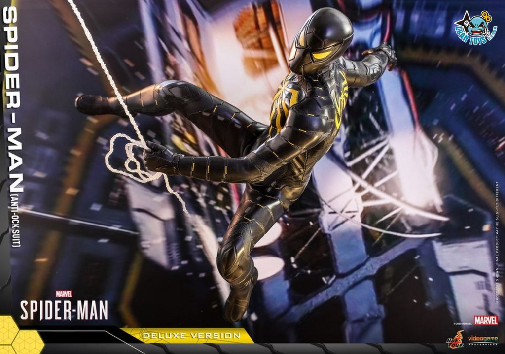 HOT TOYS MARVEL'S SPIDER-MAN 漫威 蜘蛛人 – SPIDER-MAN 蜘蛛人(ANTI-OCK SUIT 反八爪博士戰衣版)-05