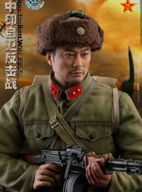 SOLDIER STORY CHINESE PEOPLE'S LIBERATION ARMY PLA 中國人民解放軍(1962 SINO- INDIAN WAR 中印自衛反擊戰)-01