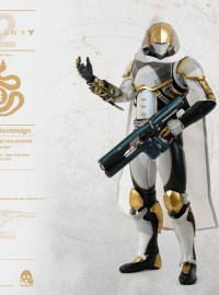 Treezero DESTINY 2 天命 2 – HUNTER SOVEREIGN 獵人(CALUS'S SELECTED SHADER 白金配色版)-05