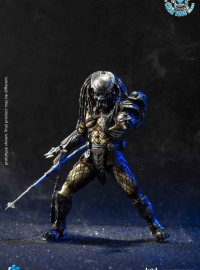 HIYA TOYS LP0068 AVP ALIEN VS PREDATOR 異形戰場 – CELTIC PREDATOR 鬼面終極戰士(BATTLE DAMAGED 戰損版Ver.)-01