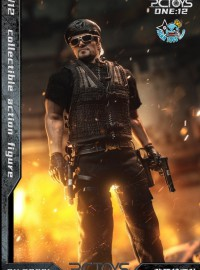 PCTOYS PC021 THE EXPENDABLES 2 浴血任務 2 - BARNEY ROSS 巴尼羅斯-03
