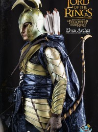 ASMUS TOYS LOTR027A THE LORD OF THE RINGS THE FELLOWSHIP OF THE RING 魔戒首部曲 魔戒現身 – ELVEN ARCHER 精靈弓箭手-05