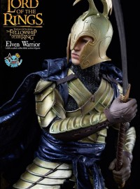 ASMUS TOYS LOTR027W THE LORD OF THE RINGS THE FELLOWSHIP OF THE RING 魔戒首部曲 魔戒現身 – ELVEN WARRIOR 精靈戰士-04