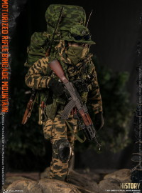 DAMTOYS 78083 ARMED FORCES OF THE RUSSIAN FEDERATION MOTORIZED RIFLE BRIGADE MOUNTAIN 俄羅斯聯邦武裝部隊山地機動步兵作戰旅-01