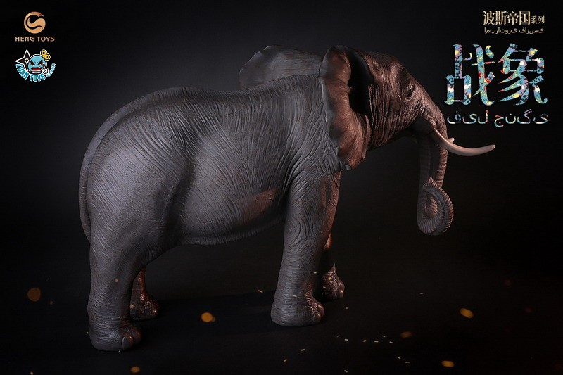 HENG TOYS PE-009 PERSIAN EMPIRE SERIS 波斯帝國系列 – THE PERSIAN WAR ELEPHANT 波斯戰象-10