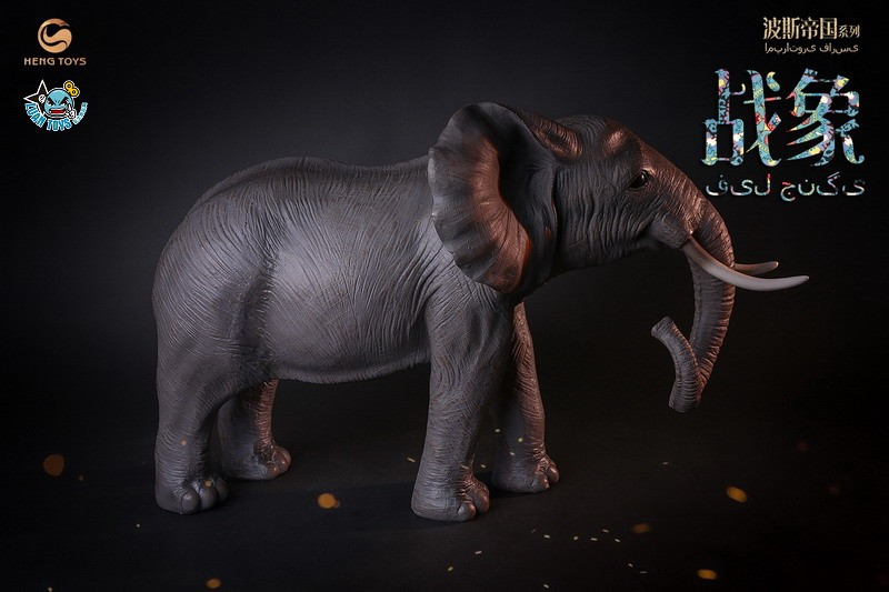 HENG TOYS PE-009 PERSIAN EMPIRE SERIS 波斯帝國系列 – THE PERSIAN WAR ELEPHANT 波斯戰象-11