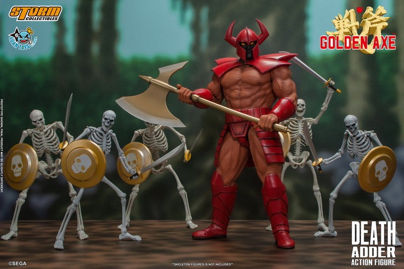 STORM TOY SGGA03 SEGA GOLDEN AXE 戰斧 – DEATH ADDER 大魔王 迪斯亞達-04
