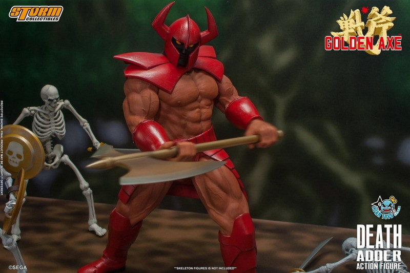 STORM TOY SGGA03 SEGA GOLDEN AXE 戰斧 – DEATH ADDER 大魔王 迪斯亞達-07