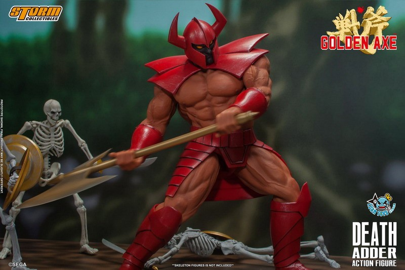 STORM TOY SGGA03 SEGA GOLDEN AXE 戰斧 – DEATH ADDER 大魔王 迪斯亞達-08