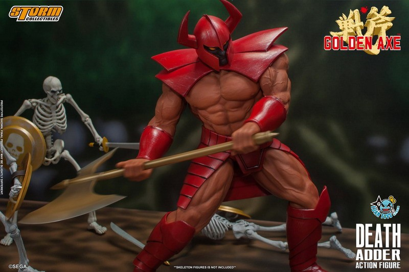 STORM TOY SGGA03 SEGA GOLDEN AXE 戰斧 – DEATH ADDER 大魔王 迪斯亞達-09