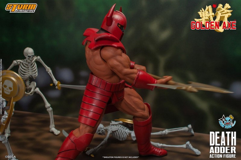 STORM TOY SGGA03 SEGA GOLDEN AXE 戰斧 – DEATH ADDER 大魔王 迪斯亞達-10