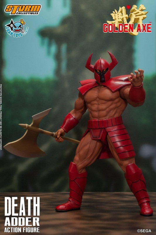 STORM TOY SGGA03 SEGA GOLDEN AXE 戰斧 – DEATH ADDER 大魔王 迪斯亞達-11