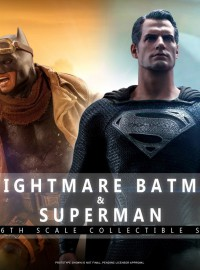 HOT TOYS DC ZACK SNYDER'S JUSTICE LEAGUE 查克史奈德之正義聯盟 - KNIGHTMARE BATMAN 噩夢蝙蝠俠 & SUPERMAN 超人-01