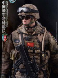 SOLDIER STORY CHINESE PEOPLE'S LIBERATION ARMY MACHINE 中國人民解放軍陸軍-09