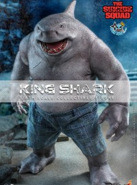 HOT TOYS DC THE SUICIDE SQUAD 自殺突擊隊 集結 - KING SHARK 鯊魚王(PPS 動態雕像)-05